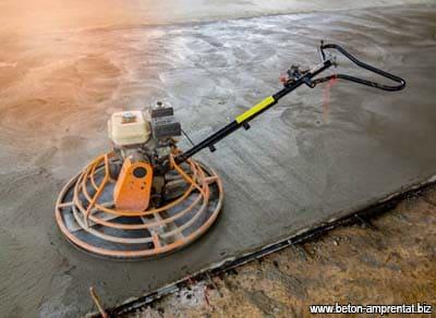 Beton Elicopterizat - Beton Quartz